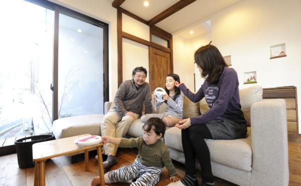 京都 注文人宅 人が集まる